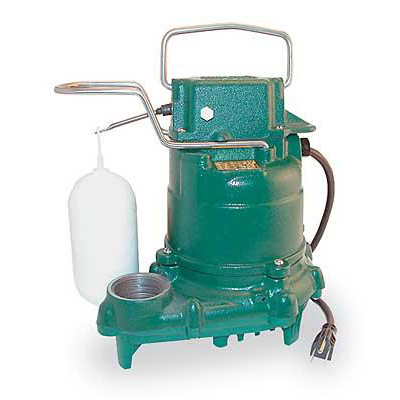 Sump and ejector pump repairs & installations
