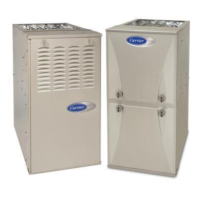 furnace hvac trane heat pump