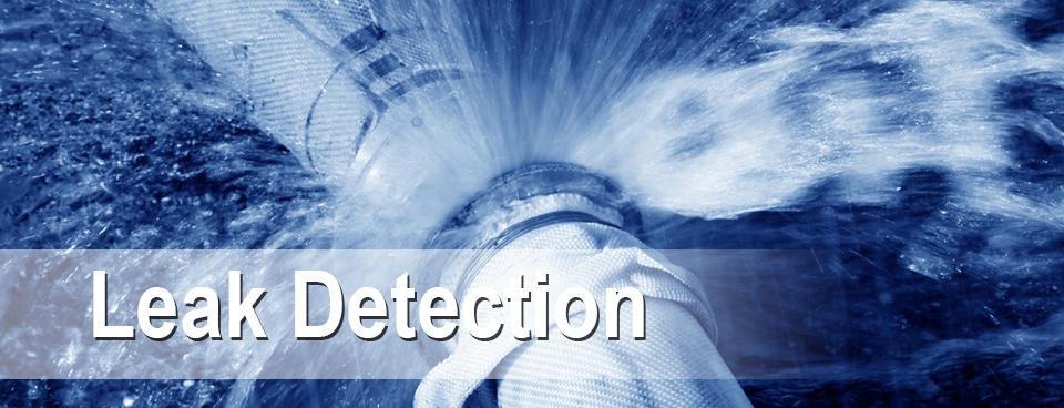 Leak detection service Find water leaks