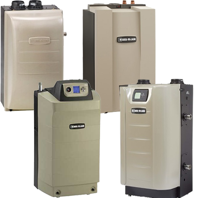 HYDRONIC BOILERS & HEATING SYSTEMS