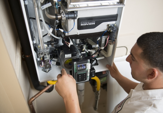 Tankless Water Heater Repair & Water Heating