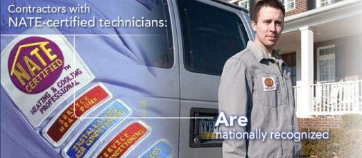 Trust & Safety NATE Certified Technicians New Jersey
