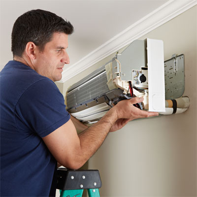 Ductless Split Air Conditioner Repair