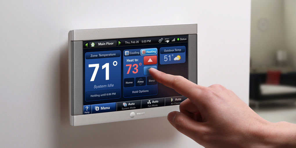 Thermostats Programmable Wifi Smart Household Digital