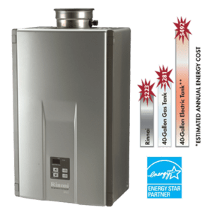 Tankless Water Heater Repair & Water Heating Installation