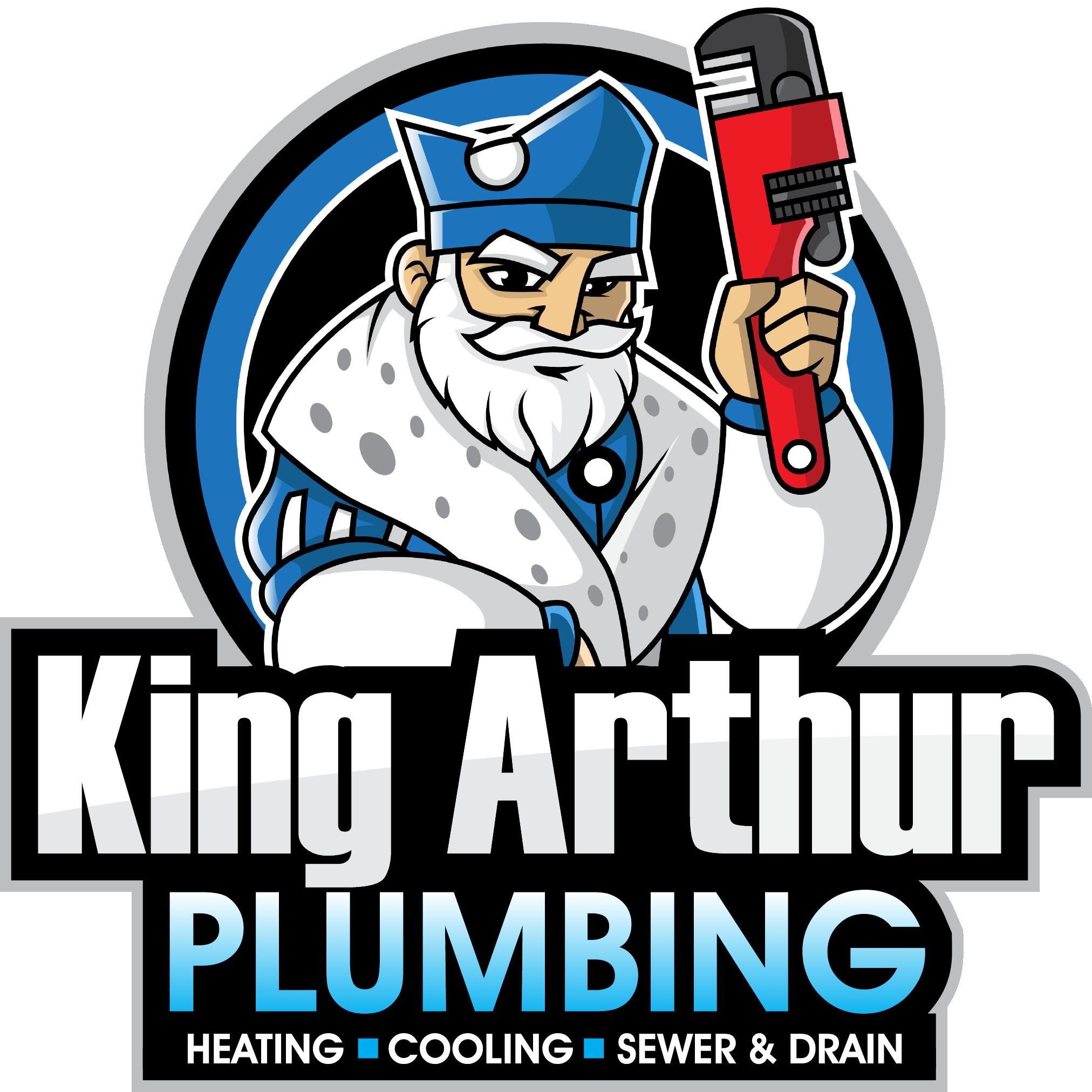 King Arthur Plumbing Logo