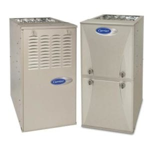 furnace hvac trane heat pump