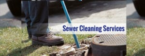 Sewer and Drain Cleaning Line Cleaners Jetting Mechanical Snaking New Jersey