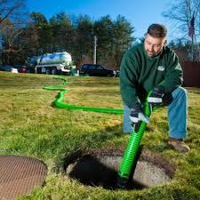 Septic Tank Pumping & Service