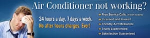 Air Conditioning Repair AC Services