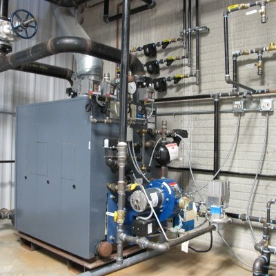 Commercial HYDRONIC BOILERS & HEATING SYSTEMS