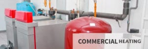 Commercial Services heating furnaces heat pumps thermostats