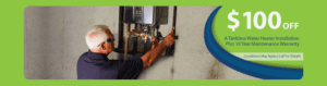 Tankless Water Heater Repair & On Demand Heating System Installation