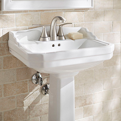 Bath - Bathroom Sink Install Vanities