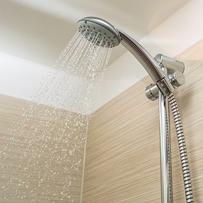 shower head installation repair
