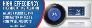 Thermostats Programmable WiFi Smart Household Digital Touch Screen