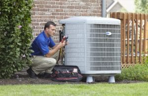 Air Conditioning Refrigerant Recharge Repair