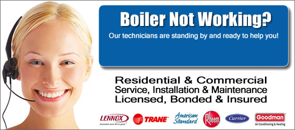 Gas / Oil Boiler Repairs & Services New Jersey