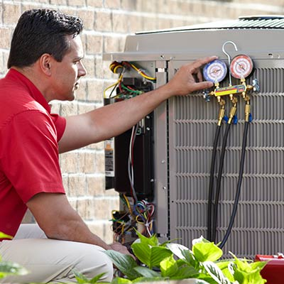 Air Conditioning Refrigerant Recharge Repair & Service
