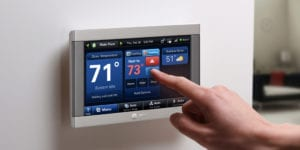 Digital Touch Screen Thermostat Repairs & Services